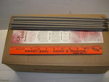 CB 606 Hard Surfacing Welding Electrode Price, $ per Lbs.