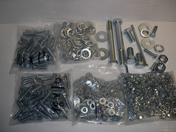 Grade 5 Bolts, 2 lb. Bag. you pick sizes, Remember our low shipping price
