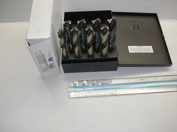 S & D 8SP 8 pc Large Drill bit kit by Viking Drill and Tool