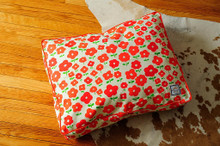 SALE! Matching Bed Coral Daisy