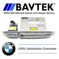 BMW E65 E66 Logic 7 L7 ASK Radio Repair Service