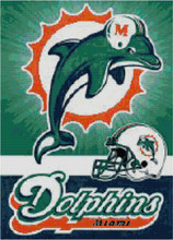 Miami Dolphins Banner