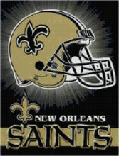 New Orleans Saints Banner