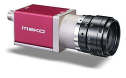 AVT Mako G-125B