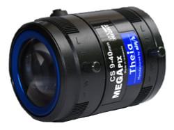 """Theia Technologies SL940P 1/2.5"""" 9-40mm F1.5 P-Iris Vari-Focal CS-Mount Lens, 5 Megapixel Rated, IR Corrected (Day/Night)"""
