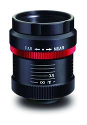 "Kowa LM16HC-V 1"" 16mm F1.4/F2.8/F4/F8 C-Mount Lens, 2 Megapixel Rated, Ruggedized"