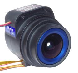 "Theia Technologies TL410A-R4 1/1.7"" 4-10mm F1.4 DC Auto-Iris CS-Mount or D25 Board mount Lens, 4K Ultra HD, 12 Megapixel Rated, Motorized Zoom, Focus, Iris & IRC"