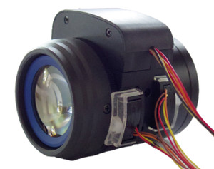 "heia Technologies TL1250A-R4 1/1.7"" 12-50mm F1.8 DC Auto-Iris CS-Mount Lens, 4K Ultra HD, 12 Megapixel Rated, Motorized Zoom, Focus, Iris & IRC"