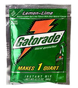Gatorade Instant Powder Quart Pack