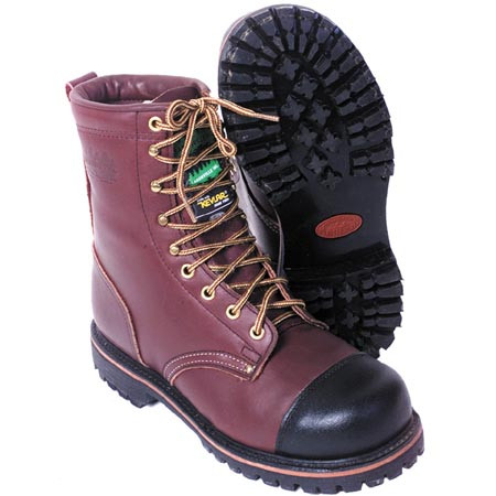 Labonville Kevlar Chainsaw Safety Boots 24127 At