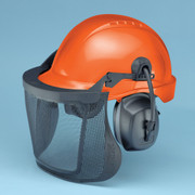 Elvex Pro Guard Logger's Safety Helmet / Cap