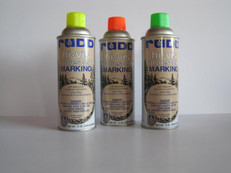 Rudd Hi-Vis Fluorescent Marking Paint