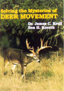 Solving the Mysteries of Deer Movement - Book
