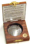 Spherical Crown Densiometer from CSP Outdoors.  Two models to choose from - Convex or Concave.  Made in the USA.
