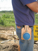 Logger's Tape Guard Holster
