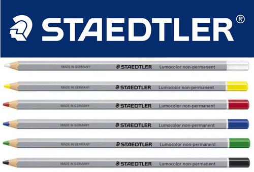Staedtler Lumocolor Omnichrome Marking Pencils at CSPOutdoors.
