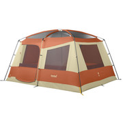 Eureka! Copper Canyon 8 Family Cabin Style Tent - without fly - from CSP Outdoors.