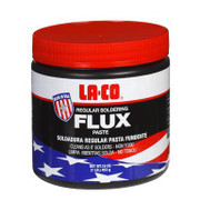 LA-CO REGULAR FLUX PASTE- 4 oz. Brush-in-cap