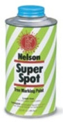 Nelson Super Spot Tree Marking Paint - Quart Size Can