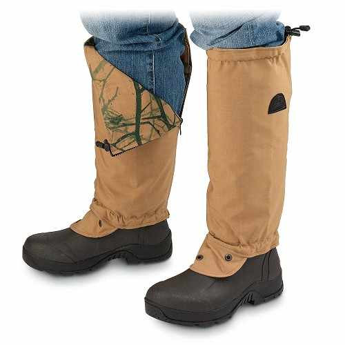 Turtleskin Reversible Snake Armor Snake Gaiters, SGK