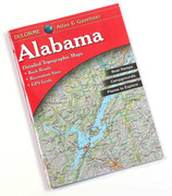 Delorme Atlas & Gazetteer Alabama