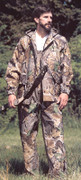 RealTree Camo w/ Leaves Kool Dri Rainsuit