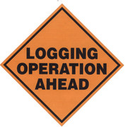 2424-LOA - Logging Operation Ahead