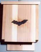 Cypress Bat Box