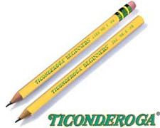 Dixon Ticonderoga Benginner Pencils
