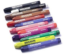 Dixon Lumber Crayons at www.cspoutdoors.com