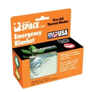 The Original Space Brand Emergency Blanket at CSPOutdoors.com