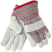 "Memphis 2.5"" Starched Safety Cuff, Split Shoulder Gloves"