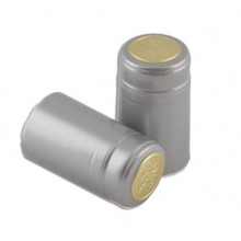 Silver PVC Capsules