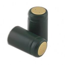 Green Matte PVC Capsules