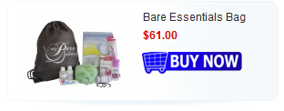 bare essentials hospital bag for mom