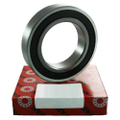 S6201-2RSR - FAG Stainless Steel Deep Groove Bearing - 12x32x10mm