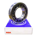 N207WC3 - NSK Cylindrical Roller Bearing - 35x72x17mm