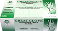 Great Gloves - Powder-Free Latex Gloves - Case
