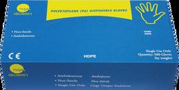 Great Glove - High-Density Polyethylene (HDPE) Gloves - Case