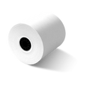 "2 3/4"" x 165' 1-Ply Bond Paper (50 Rolls)"