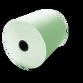 "3 1/8"" x 230' Green Thermal Paper (50 Rolls)"