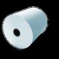 "3 1/8"" x 230' Blue Thermal Paper (50 Rolls)"