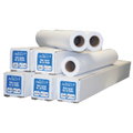 "Alliance Imaging Products 2201 24"" x 150' Professional Coated Bond - High Resolution 1 Ply / Part 24# 1 Roll Per Case"
