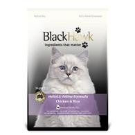 Black Hawk Feline Chicken and Rice 3kg