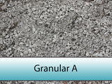 Granular A (compaction gravel)