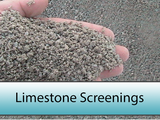 Limestone Screenings