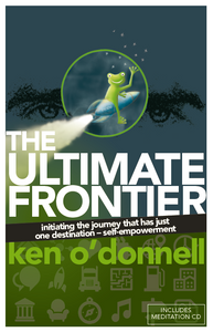 The Ultimate Frontier Front Cover