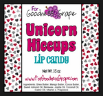 Unicorn Hiccups Lip Balm