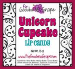 Unicorn Cupcake Lip Balm