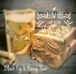 Black Fig & Honey Pear Luxury Artisan Soap